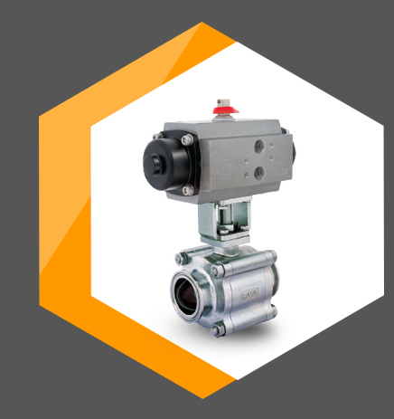 Actuated Ball Valves, Micro Valves